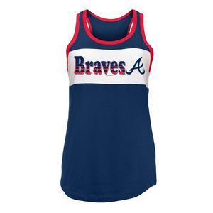 the best attitude ff60c 4003e Atlanta Braves Women's Fan Gear