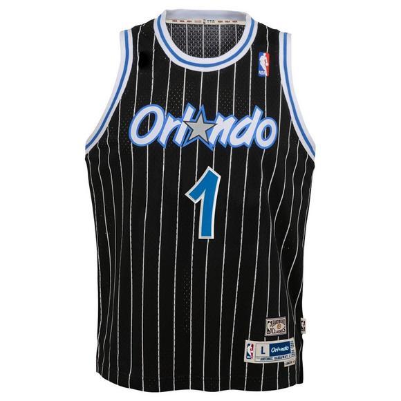 online retailer 3a4ad 1e9a5 Mitchell & Ness Youth Orlando Magic P. Hardaway Hardwood Classics Swingman  Jersey