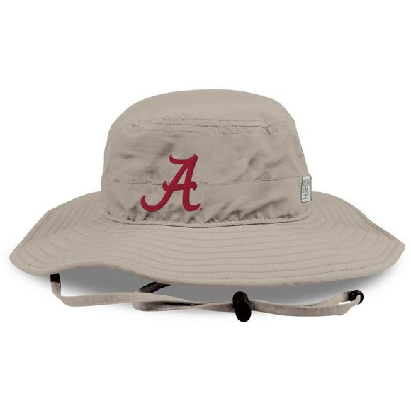 22ba95c7e5dc9 MV Sport Alabama Crimson Tide Ultralight Boonie Bucket Hat - Main Container  Image 1