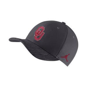 cheapest lyst nike oklahoma sooners vapor bucket hat in purple for men  49995 e2077  discount jordan oklahoma sooners classic 99 sideline  adjustable hat ... 924b064b5460