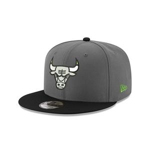69a7e6661dcd4c New Era Chicago Bulls 9FIFTY Tinker Chlorophyll Snapback Hat ...