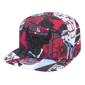 Sale Price 35.00. No rating value  (0). Mitchell   Ness Chicago Bulls  Paysage Hardwood Classics Snapback 47e7d86f5eee
