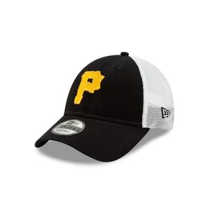 2de92f78fb3 New Era Pittsburgh Pirates Truckered 9FORTY Adjustable Hat