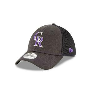 finest selection 4ede4 edc7e New Era Colorado Rockies Classic Shade Neo Stretch-Fit Hat ...
