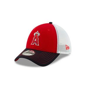 7f2795bd1d8 New Era Los Angeles Angels of Anaheim Practice Piece 39THIRTY Stretch-Fit  Hat