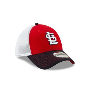 a37b457ea28 New Era St. Louis Cardinals Practice Piece 39THIRTY Stretch-Fit Hat