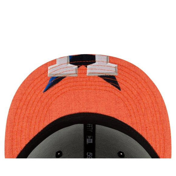 wholesale dealer ce718 c53ea New Era Houston Astros Logo Flipped 59FIFTY Fitted Hat - Main Container  Image 4