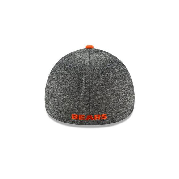 cheaper ed8a7 f3c8a New Era Chicago Bears 39THIRTY Fierce Fill Stretch-Fit Hat - Main Container  Image 3