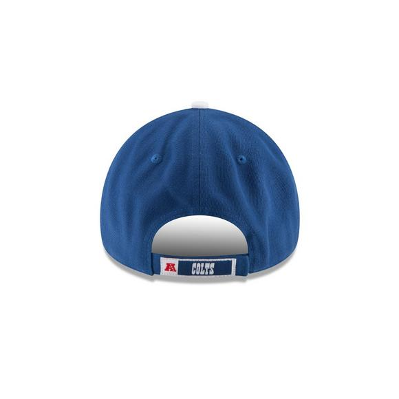882e38b3c26 New Era Indianapolis Colts 9FORTY The League Adjustable Hat - Main  Container Image 3