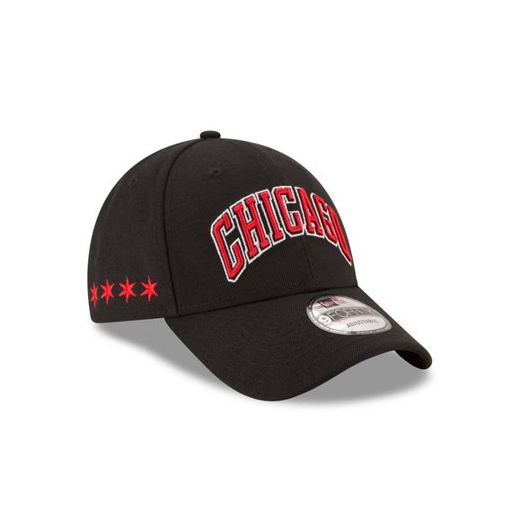 New Era Chicago Bulls 9FORTY Statement Jersey Adjustable Hat - Main  Container Image 2 43fae0fc0