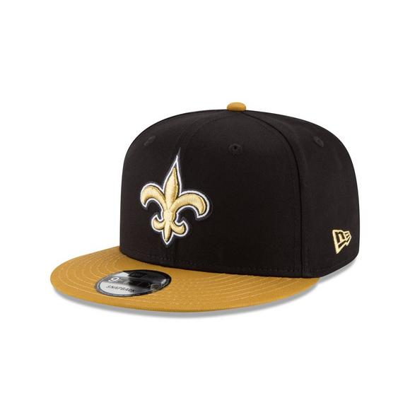 New Era New Orleans Saints 9FIFTY Baycik Snapback Cap - Main Container  Image 1 f8ac36597