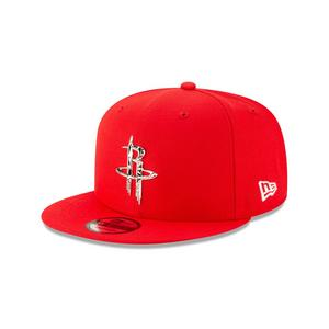 new product 4eb88 07ab4 Free Shipping No Minimum. No rating value  (0). New Era Houston Rockets  Fractured Metal 9Fifty Snapback Hat