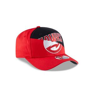 96ead48a6e4 New Era Atlanta Hawks Split Snap 9FIFTY Snapback Hat. Sale Price 30.00