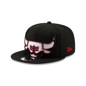 bd46e91c4ece31 New Era Chicago Bulls Color Trim 9FIFTY Snapback Hat ...