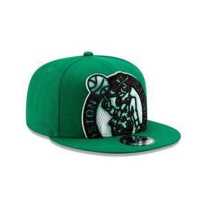 42e78a960 New Era Boston Celtics Color Trim 9FIFTY Snapback Hat