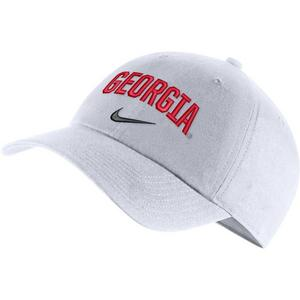 3718d102 Sale Price$30.00. No rating value: (0). Nike Georgia Bulldogs Heritage86  Arch Cap