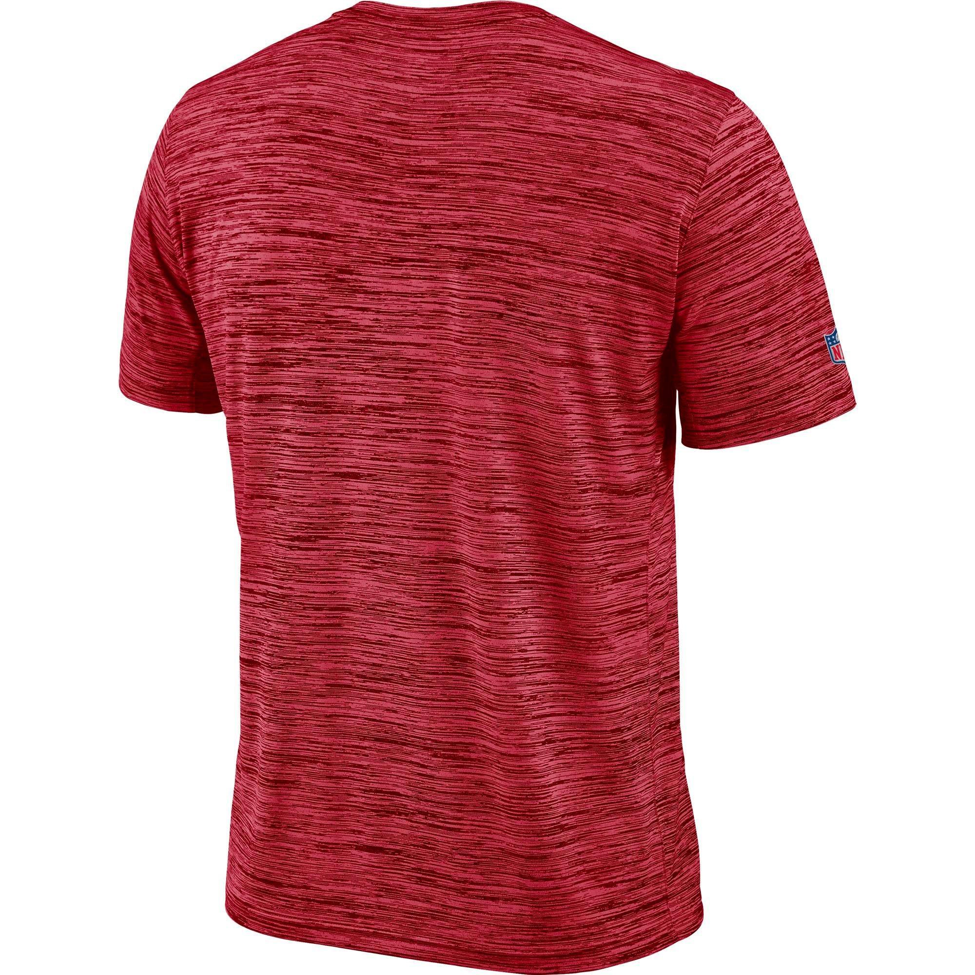 falcons pink shirt
