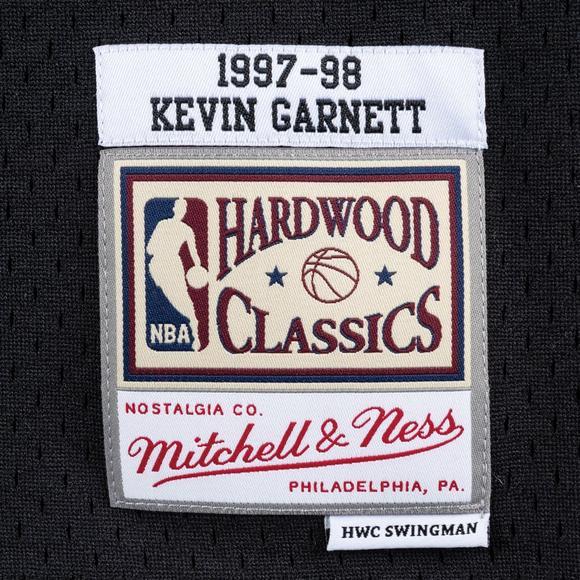 half off 0d67a 6ce57 Mitchell & Ness Men's Minnesota Timberwolves Kevin Garnett Swingman Jersey