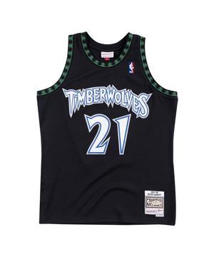 Mitchell Ness Men S Minnesota Timberwolves Kevin Garnett