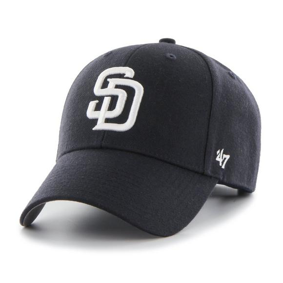 sports shoes d1878 0bb9f '47 San Diego Padres Replica MVP Adjustable Hat