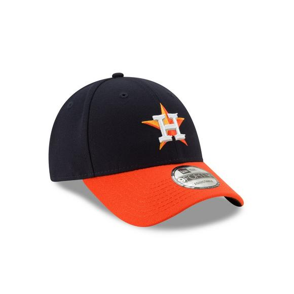69ba91df763 New Era Houston Astros Navy 9FORTY The League Adjustable Hat - Main  Container Image 2