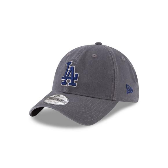 New Era LA Dodgers 9TWENTY Core Classic Adjustable Hat - Main Container  Image 1 a353eb4f56d