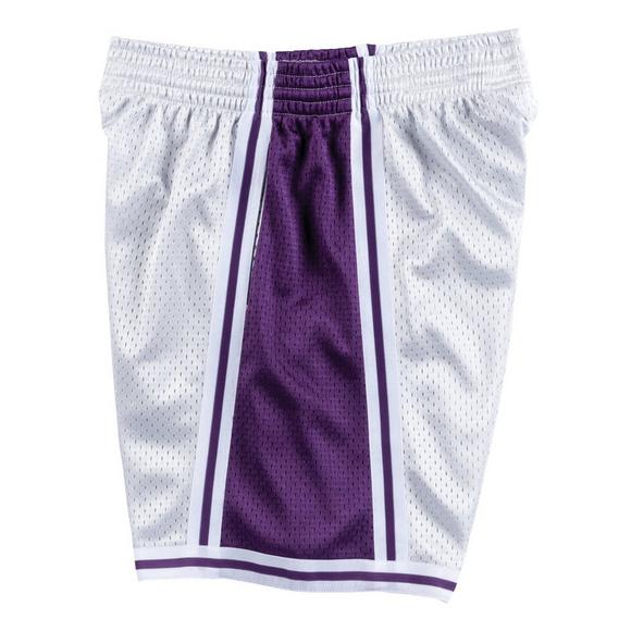 acb422f0f Mitchell   Ness Men s Los Angeles Lakers Platinum Swingman Shorts - Main  Container ...