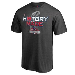 b4c4c4ce505 Majestic Men s Boston Red Sox 2018 MLB World Series Champions Locker Room  Short Sleeve Tee