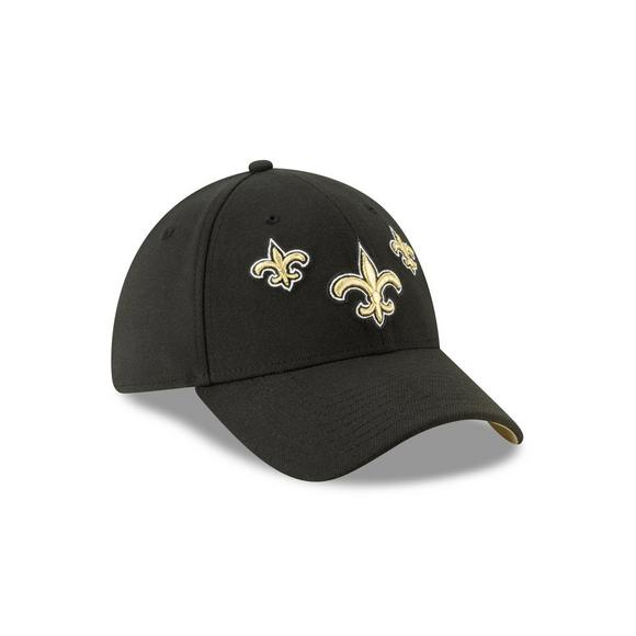 100% authentic bcfa8 7bc3e New Era New Orleans Saints 39THIRTY NFL Draft On Stage Stretch-Fit Hat -  Main