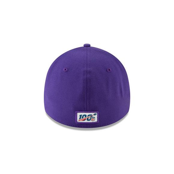 1a8b33cb New Era Minnesota Vikings 39THIRTY NFL Draft On Stage Stretch-Fit Hat