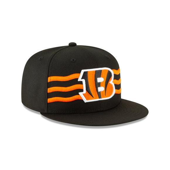 new products 516d8 021ed New Era Cincinnati Bengals 9FIFTY NFL Draft On Stage Snapback Hat - Main  Container Image 2