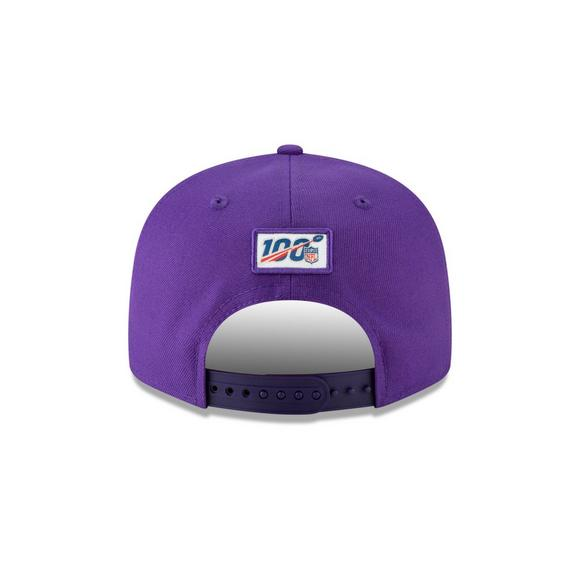 the latest d48a2 48131 New Era Minnesota Vikings 9FIFTY NFL Draft On Stage Snapback Hat