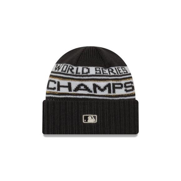 3b3e179da0a New Era Boston Red Sox 2018 MLB World Series Champions Locker Room Cuffed Knit  Hat -