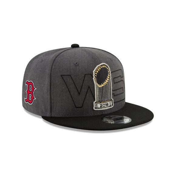 buy popular 63f4a dc6cd New Era Boston Red Sox 2018 MLB World Series Champions 9FIFTY Parade Snapback  Hat - Main