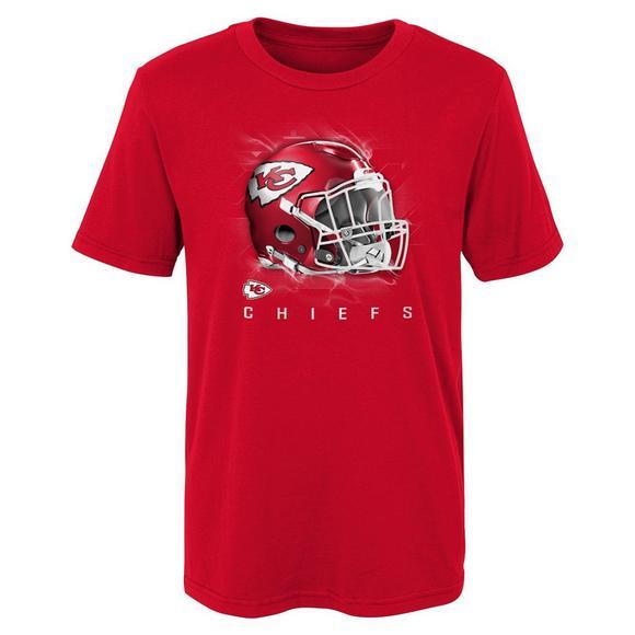 30b40f66 Gen 2 Youth Kansas City Chiefs Flex Helmet Short Sleeve top