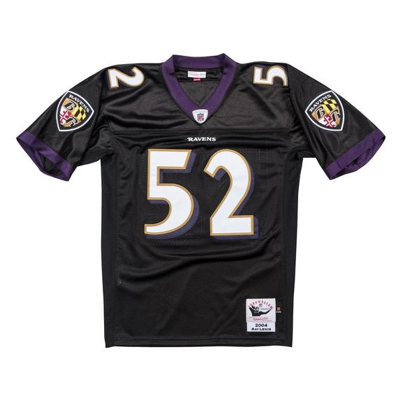 new product 3fdf9 b2486 Mitchell & Ness Men's Baltimore Ravens Ray Lewis Legacy Game Jersey