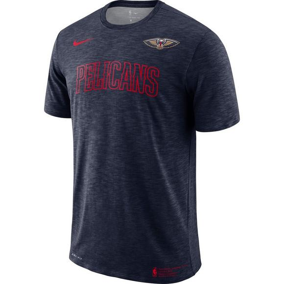 newest beauty great deals 2017 Nike Men's New Orleans Pelicans Facility T-Shirt
