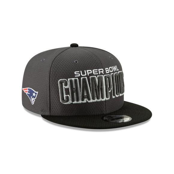 2f752914fbc New Era New England Patriots 9FIFTY Super Bowl LIII Parade Snapback Hat -  Main Container Image