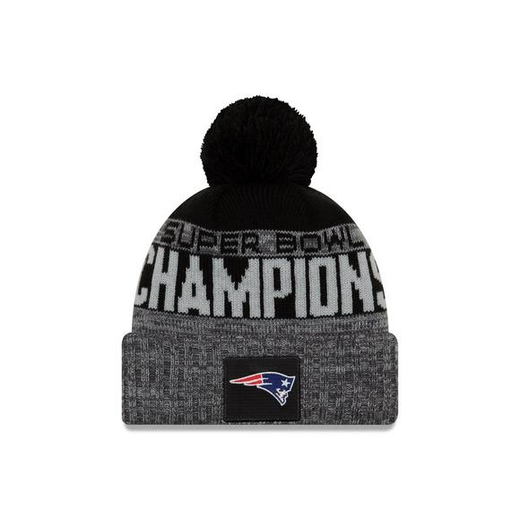 d90279727ed New Era New England Patriots Super Bowl LIII Parade Knit Hat - Main  Container Image 1