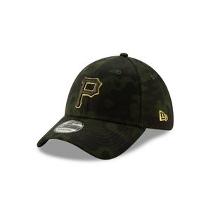 9d47a2f6 New Era Pittsburgh Pirates 39THIRTY Armed Forces Stretch-Fit Hat ...