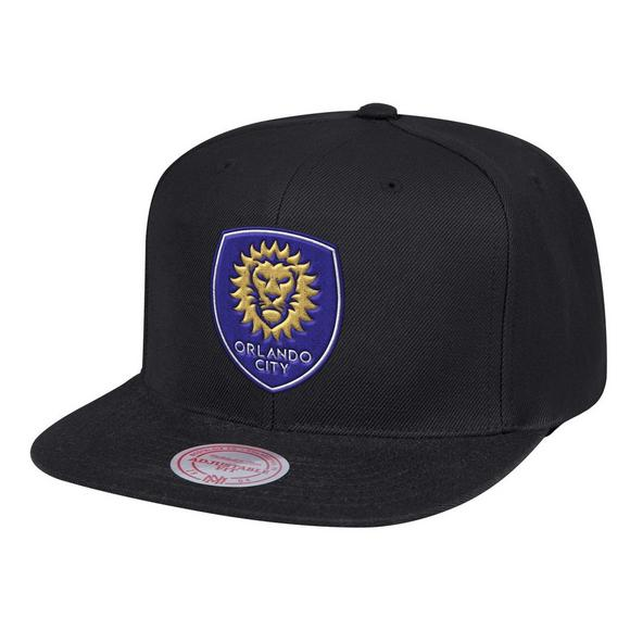 the best attitude 12503 05d8b Mitchell   Ness Orlando City FC Team Core Snapback - Main Container Image 1