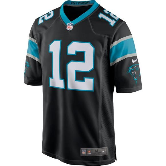 b9298808 Nike Men's D.J. Moore Carolina Panthers Football Game Jersey