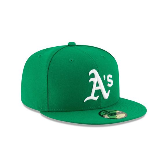 5ad03b196720 New Era Oakland Athletics Authentic Collection Alternate 2 59FIFTY Fitted  Hat