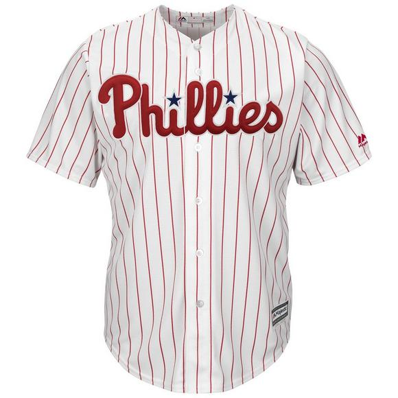 lowest price fbbe3 c3a73 Majestic Youth Philadelphia Phillies Bryce Harper Cool Base Jersey