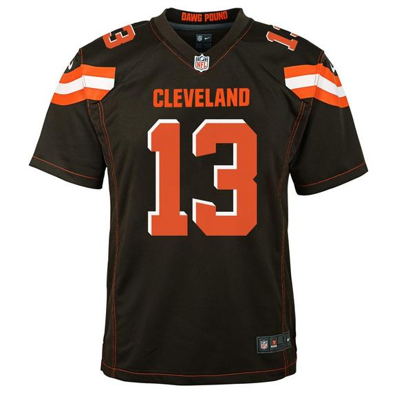 online retailer df05d bc62c Nike Youth Cleveland Browns Odell Beckham Jr. Game Jersey