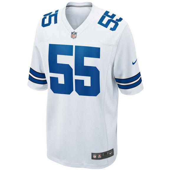 official photos 4850c a34ff Nike Men's Dallas Cowboys Leighton Vander Esch Game Jersey