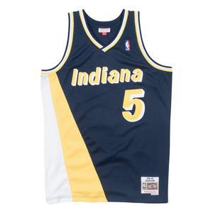 7557e5ca ... Pippen 4th of July Swingman Jersey. Sale Price$150.00. Mitchell & Ness  Men's Indiana Pacers Jalen Rose 1996-97 Swingman ...