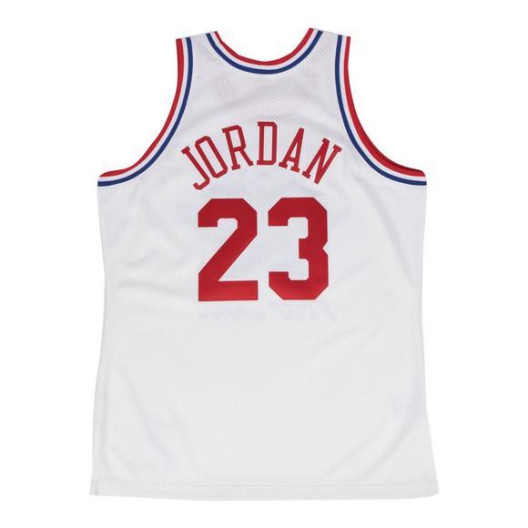 best service dd6dc 586f1 Mitchell & Ness Men's Michael Jordan All Star 1991 Hardwood Classics Game  Jersey