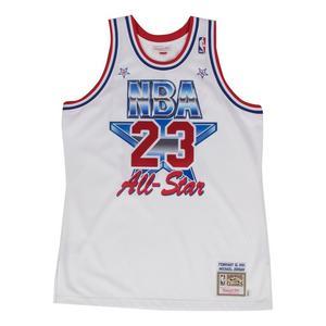 1274d14f Mitchell & Ness Men's Michael Jordan All Star 1991 Hardwood Classics Game  Jersey ...
