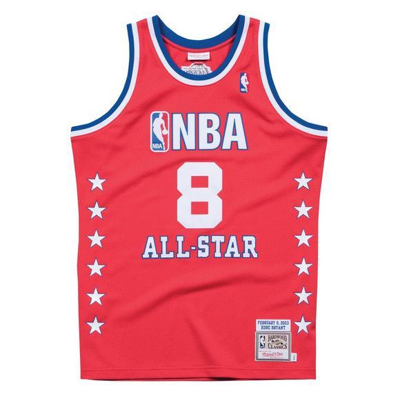 newest 7a40d 2d788 Mitchell & Ness Men's Kobe Bryant All Star West Jersey